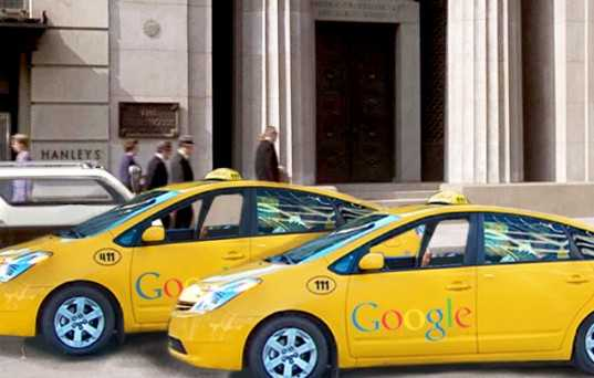 Google's Driverless Cabs